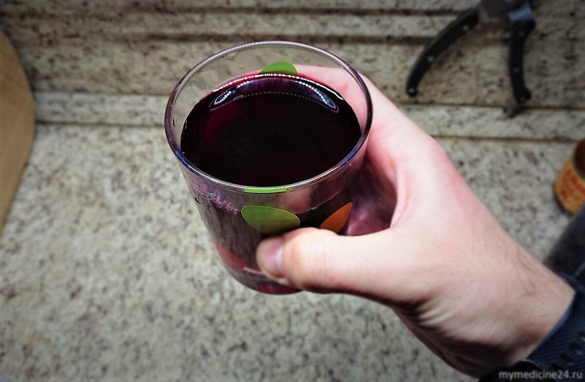 Ценный напиток для снижения риска тромбов: разжижаем кровь и укрепляем сосуды