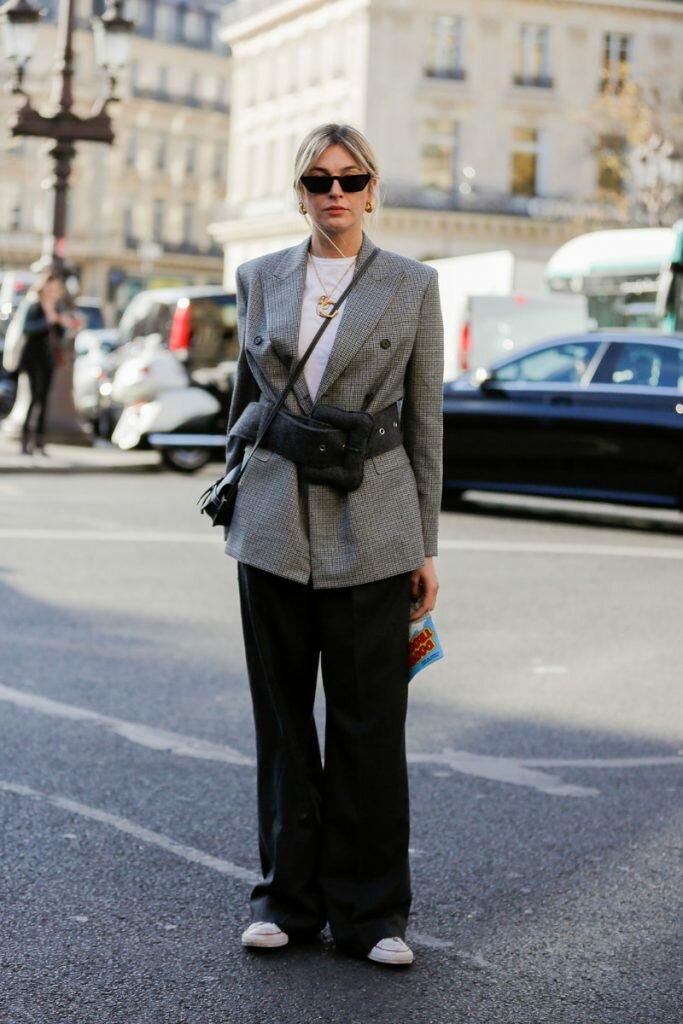 Носите пиджак как пожелаете: с ремнем или без него. /Фото: teampeterstigter.com