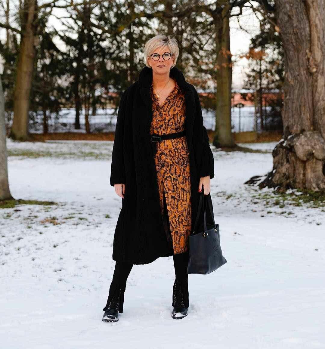 В таком платье вы мигом скинете пару-тройку лет.  /Фото: pix-feed.com