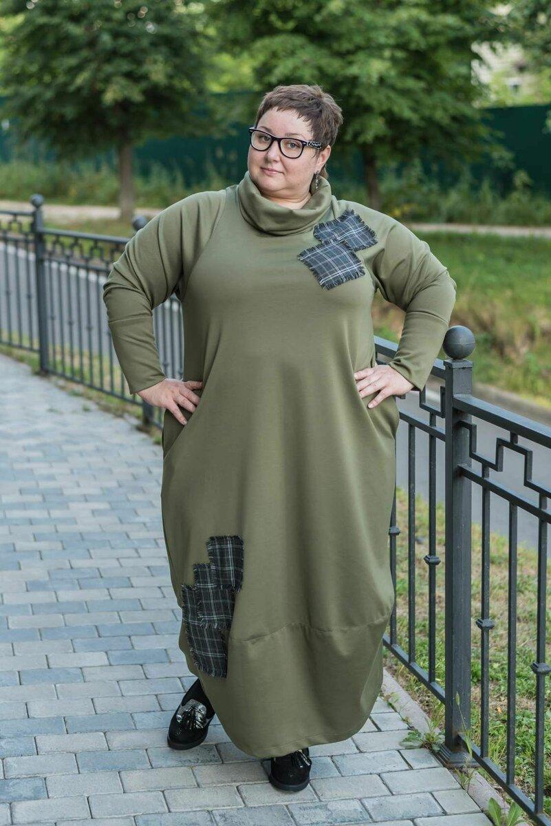 Бесформенное платье сидит как мешок. /Фото: i.pinimg.com
