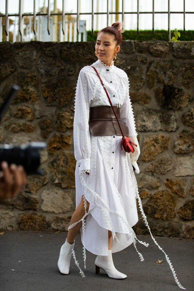 А вам нравятся подобные платья? /Фото: fashionista.com