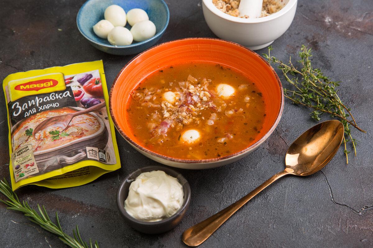 Харчо - секреты необычных рецептов приготовления грузинского блюда