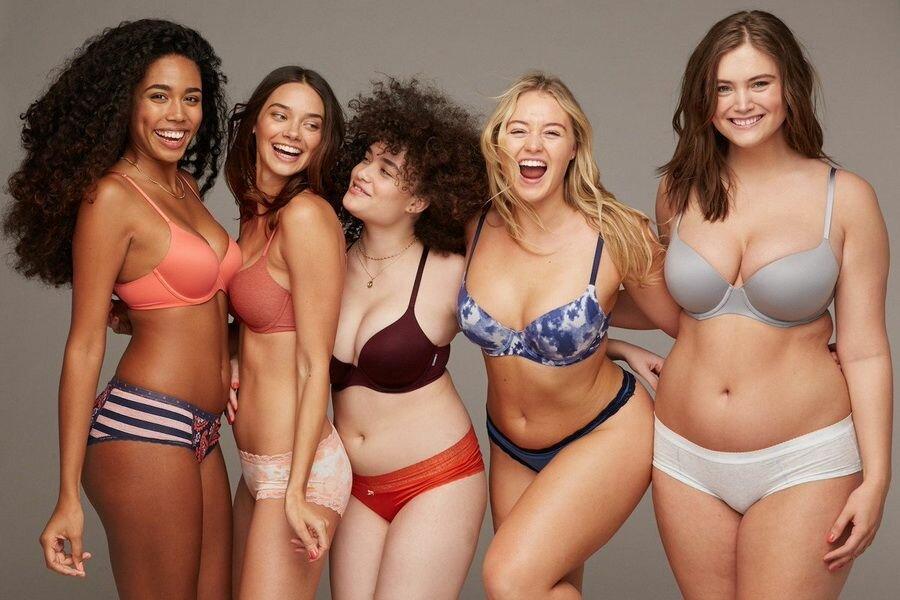 Я не за бодипозитив, но думаю, что любое тело надо любить. Картинка с сайта pinterest.es