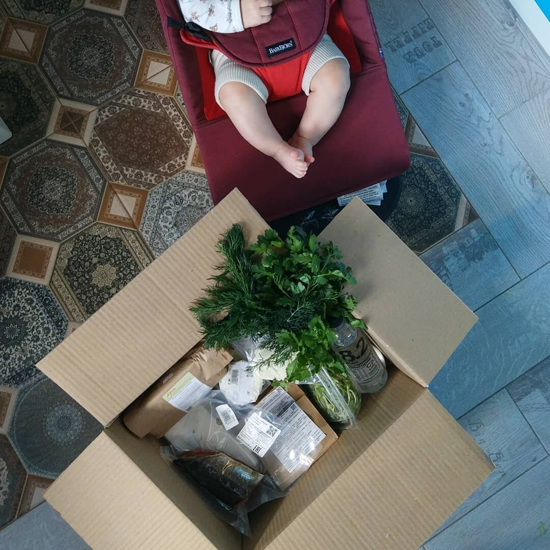 """Обзор доставки от """"Ешь Деревенское"""" на сумму 3980 р. Заказала много сыра от наших русских сыроваров"""
