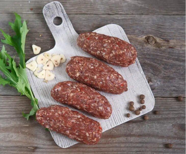 Люля-кебаб из мяса говядины с собственной фермы Эдуарда Васильева