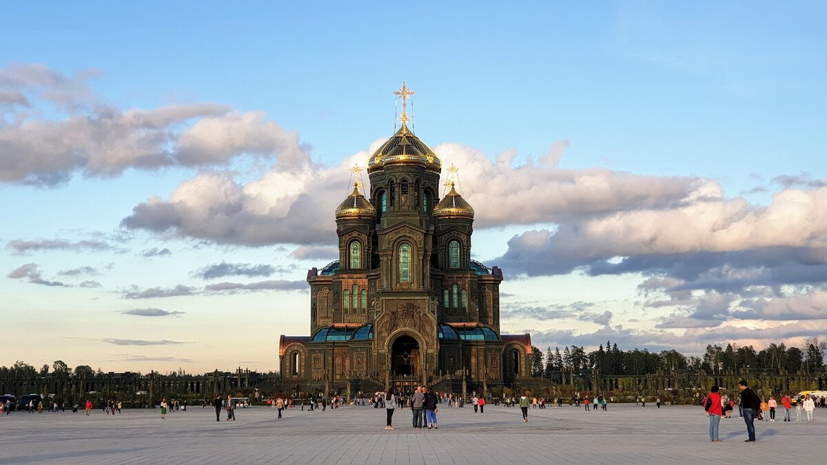 Храм ВС РФ. Фото автора.