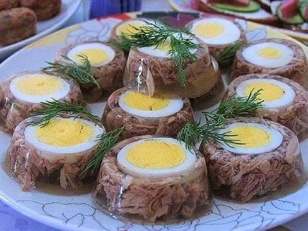 Закуски и салаты - Новый год не за горами.