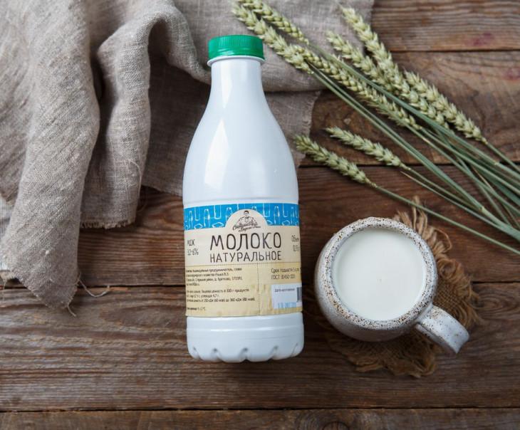 Молоко со вкусом каникул в деревне у бабушки. Попробуйте и понастольгируйте