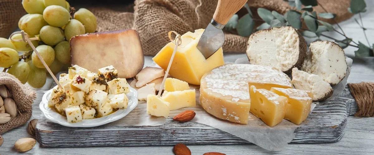 4 самых полезных сыра от Российских сыроваров
