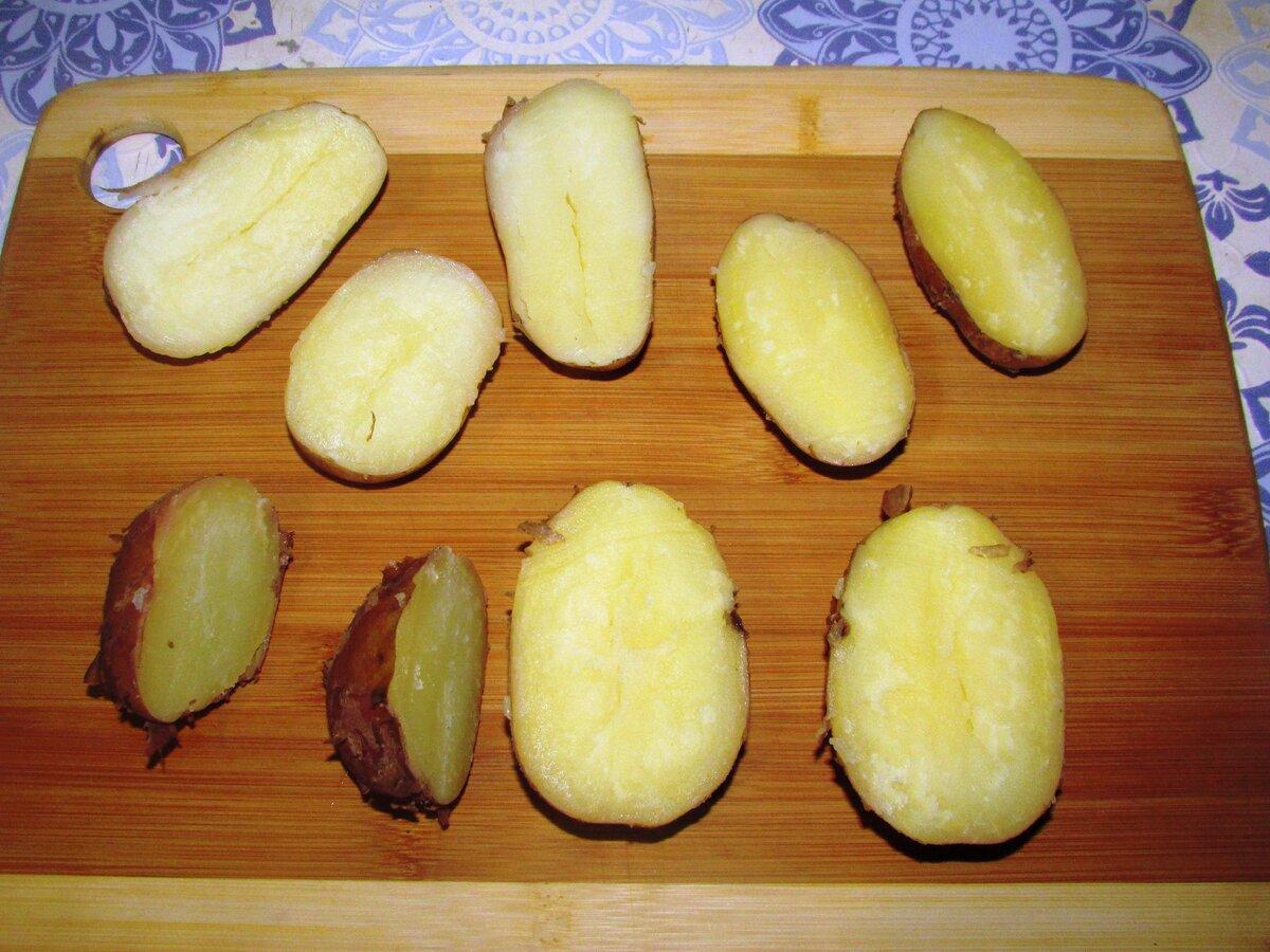"Потрясающий Обед или Ужин за копейки из картошки ""в мундире""!"