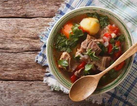 Суп - лучшее блюдо для холодного времени года.