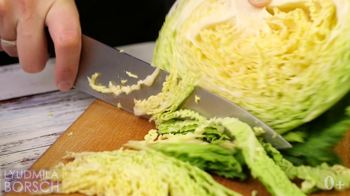 """Салат на Новый год """"Милена"""" без майонеза. Вкусный салат из простых продуктов."""