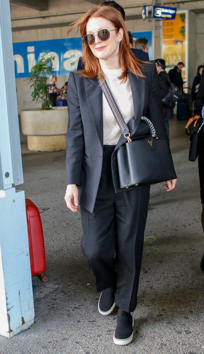 Женские брюки с высокой талией – залог удачного образа. /Фото: cdn.cliqueinc.com