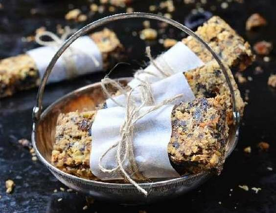 Готовим домашнее постное печенье