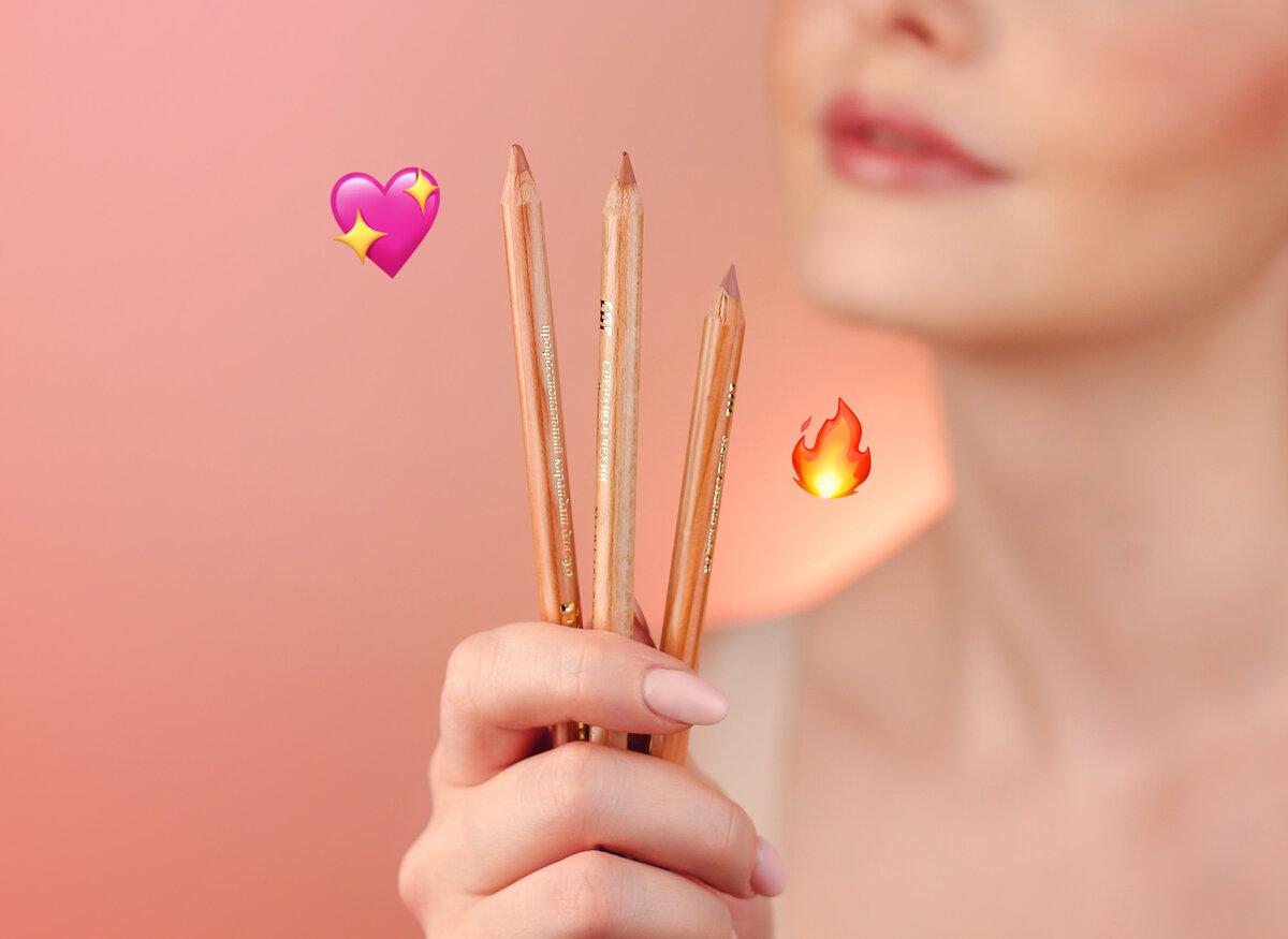 Привет, на связи Таня! В моей коллекции больше сотни нюдовых карандашей для губ, и в этой статье я покажу достойнейшие из бюджетных.