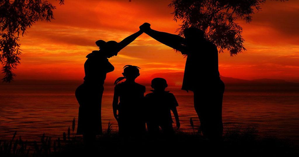 Притча про разные методы воспитания двух соседов