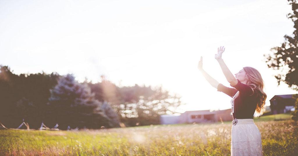 О том, как притянуть радость в свою жизнь
