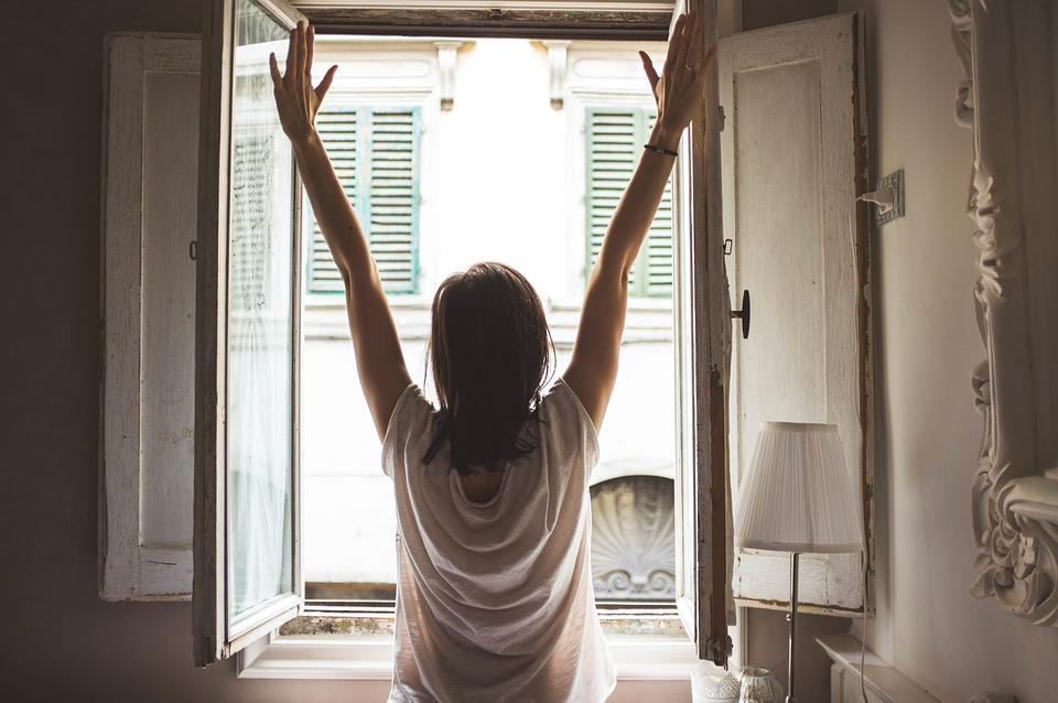 Полезный утренний женский ритуал